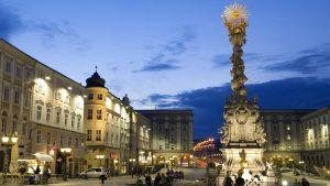 Kombi prevoz Linz Austria